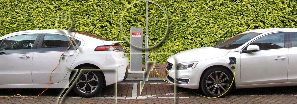 Elektromobilität - Hochvolt Tankstelle