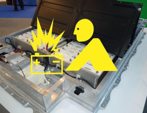 Batteriesicherheit in der E-Mobilität