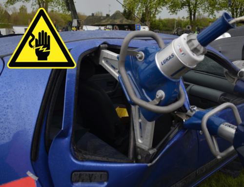E-Mobilität fordert in Hochvolt sensibilisierte Rettungskräfte